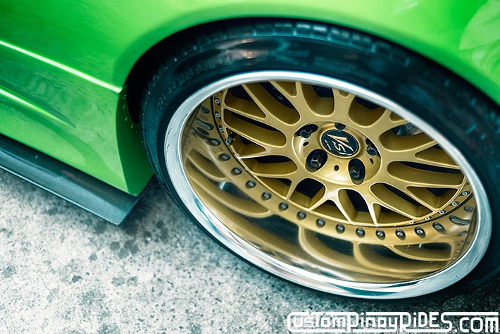 Mean Green Nissan S14 Silvia Custom Pinoy Rides Car Photography Philippines Philip Aragones THE aSTIG pic11