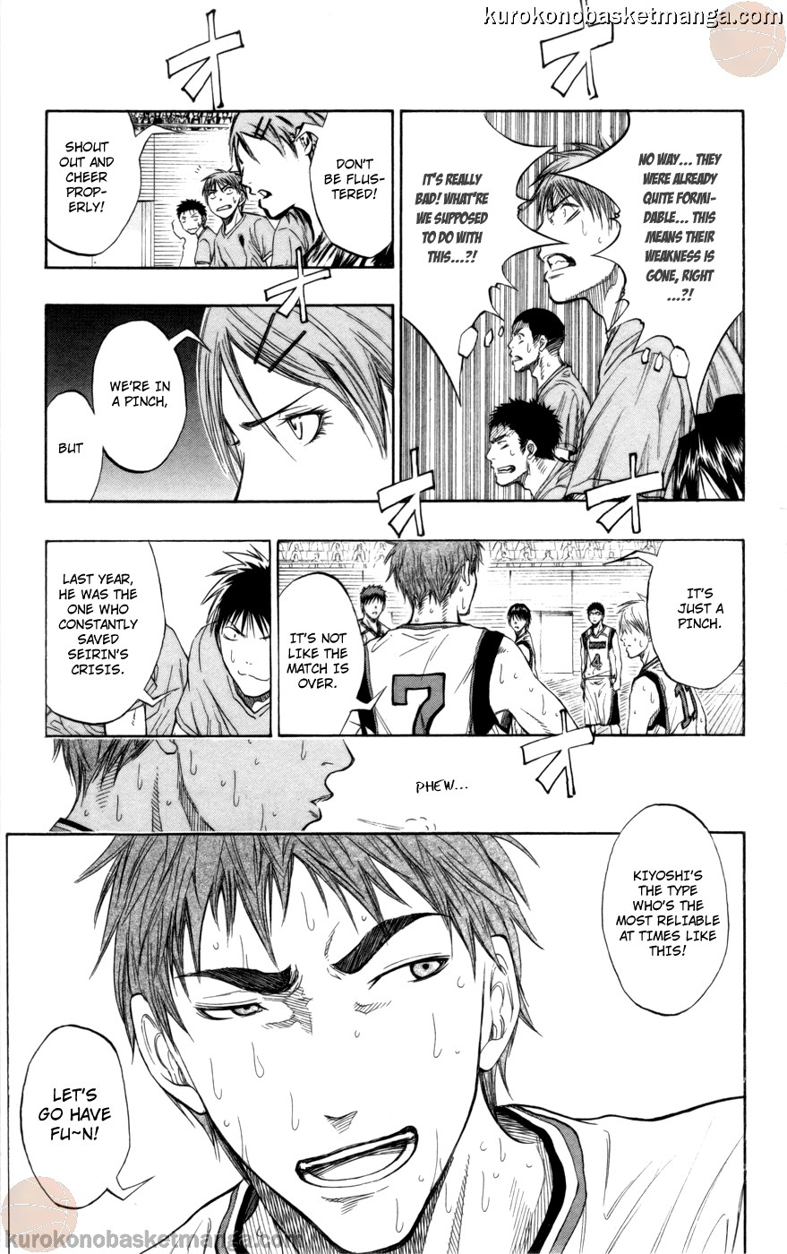Kuroko no Basket Manga Chapter 87 - Image 23