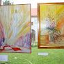 expozicia obrazov maliarky Márie Málikovej