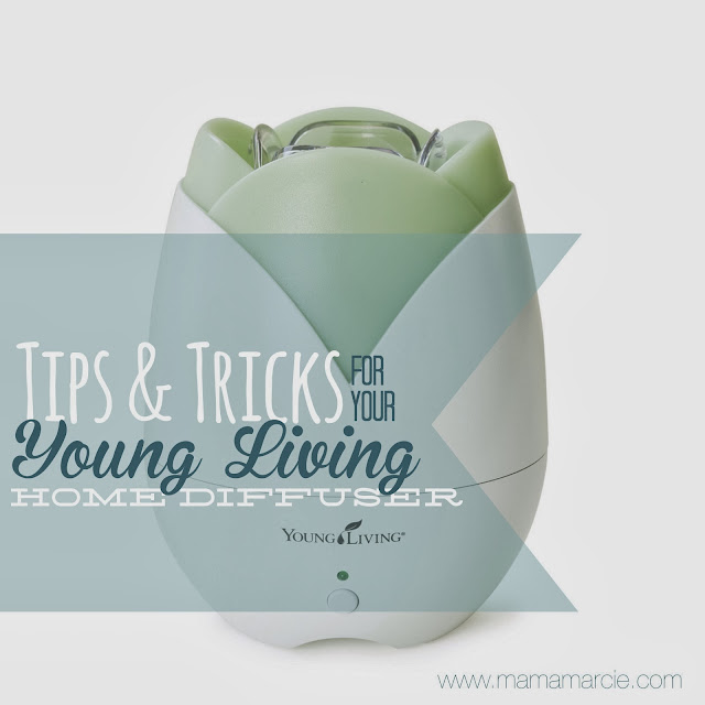 Mama Marcie Your Young Living Home Diffuser