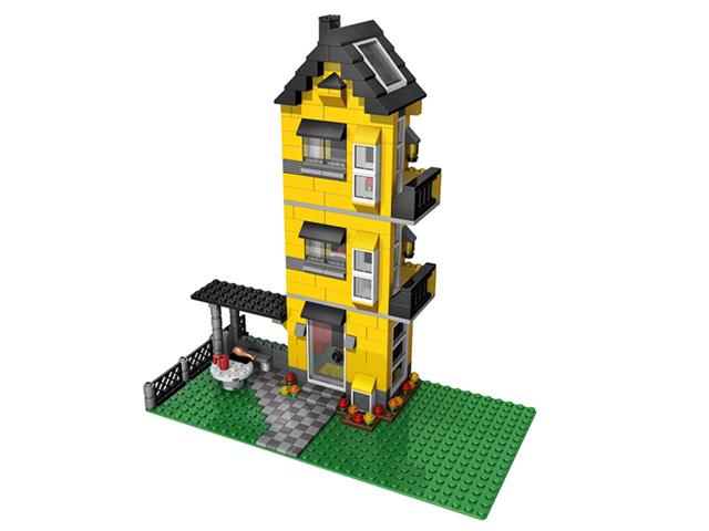4996 レゴ コテージ(クリエイター)