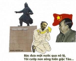 không - Cuộc xâm lược không tiếng súng của Trung Quốc Ho+tac