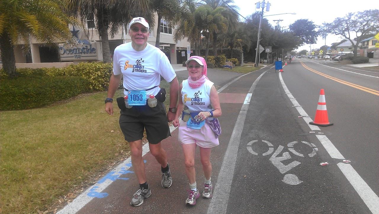 IMAG0049 Clearwater Marathon Recap