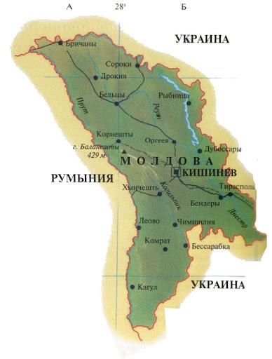 обычная карта