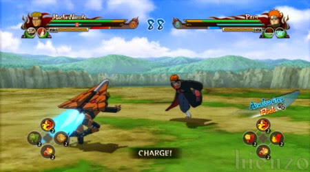 Download Game PC Naruto Shippuden: Storm Revolution Full Version