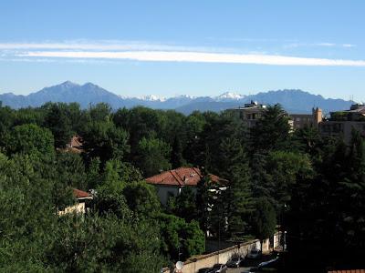 Panorama da casa mia