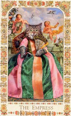 Таро Богемских барочных котов  (Baroque Bohemian Cats) - Тридевятое Царство
