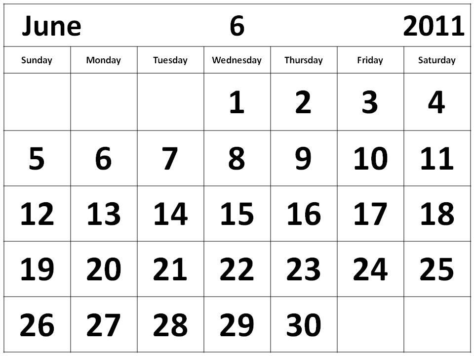 june 2011 calendar printable free. calendar 2011 printable. Free