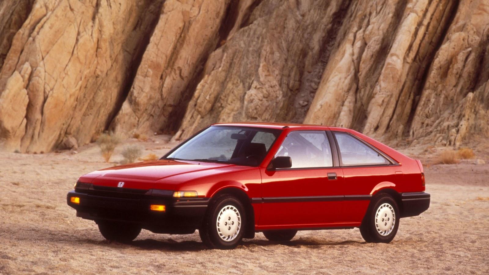 Honda Accord là một trong những dòng xe lâu đời nhất của Honda