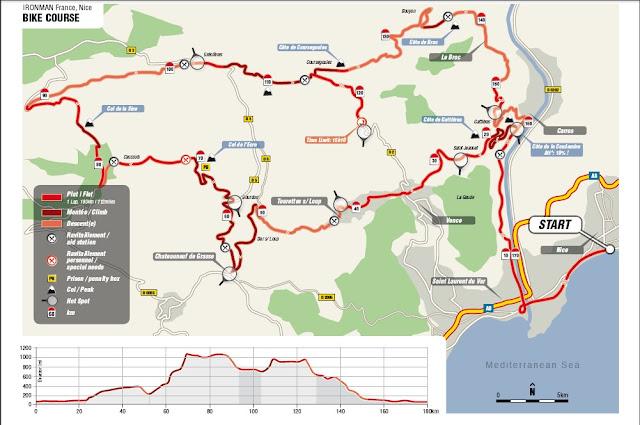 Ironman Nice 2012 - Велоэтап - Команда Multi-Team