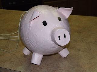 Piggie Pinata