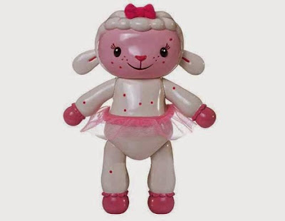 Maegan Clement Doc Mcstuffins  Flair Spotty Lambie review