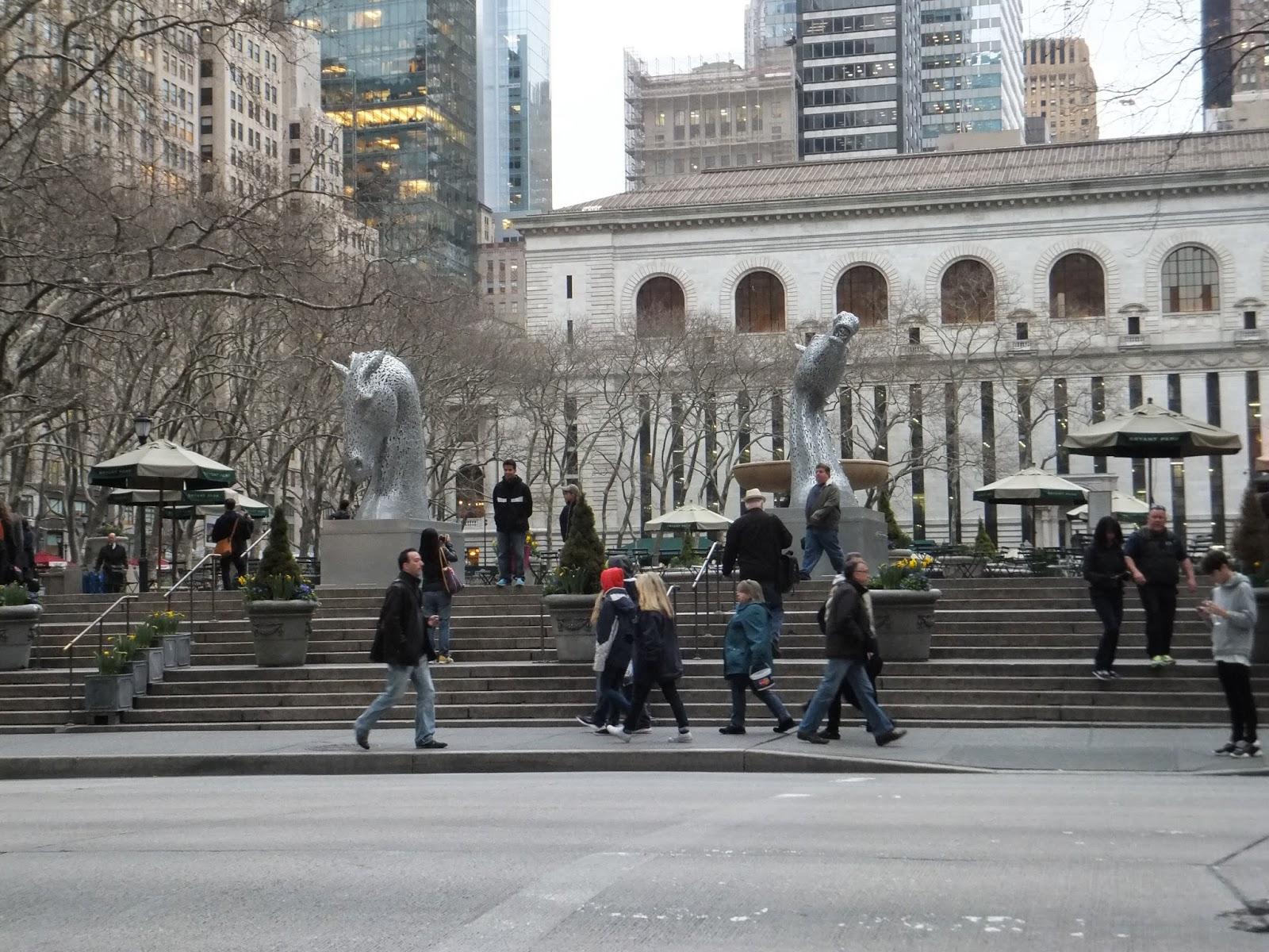 New York Pubic Library, Bryant Park, New York, Elisa N, Blog de Viajes, Lifestyle, Travel