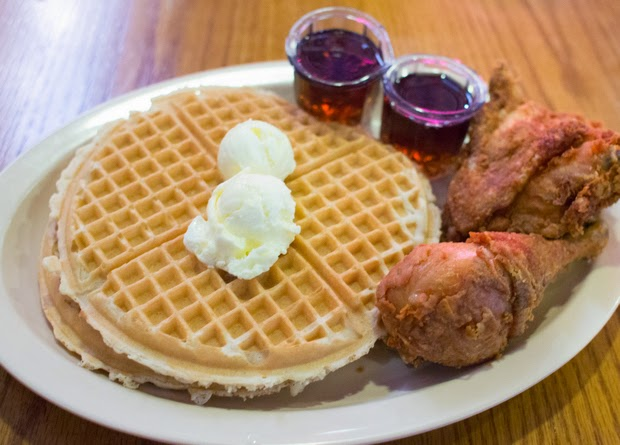 Roscoes House Of Chicken And Waffles Kirbies Cravings