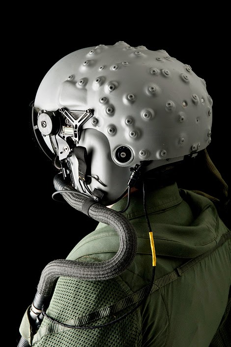 BAE Systems Eurofighter Typhoon integrated Helmet Mounted Display (HMD)
