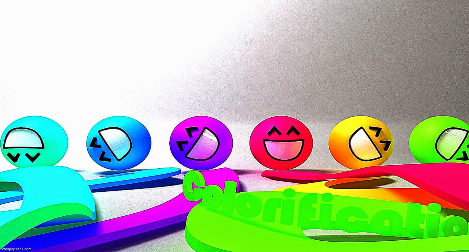 all about hd wallpaper cute emoticon colorful wallpaper hd
