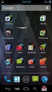 Codename ROM For Google Nexus 7! (Best Nexus 7 ROM)