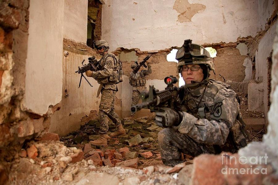 EL AGUJERO. LA GRANJA. PARTIDA POSPUESTA. 5-us-army-rangers-in-afghanistan-combat-tom-weber