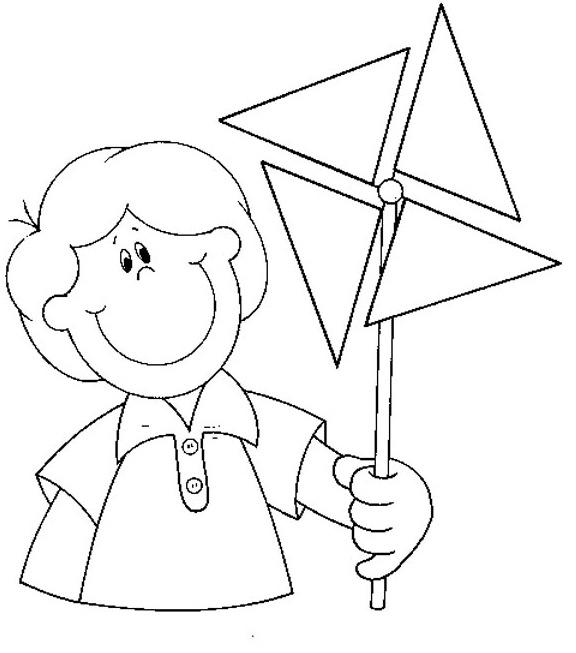 Dibujos de triangulos para colorear - Imagui