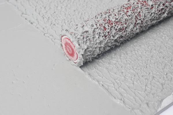 Como Fazer Efeito De Pintura Rolado Passo A Passo Revista Artesanato