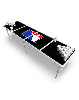 How to make a ping pong table cake