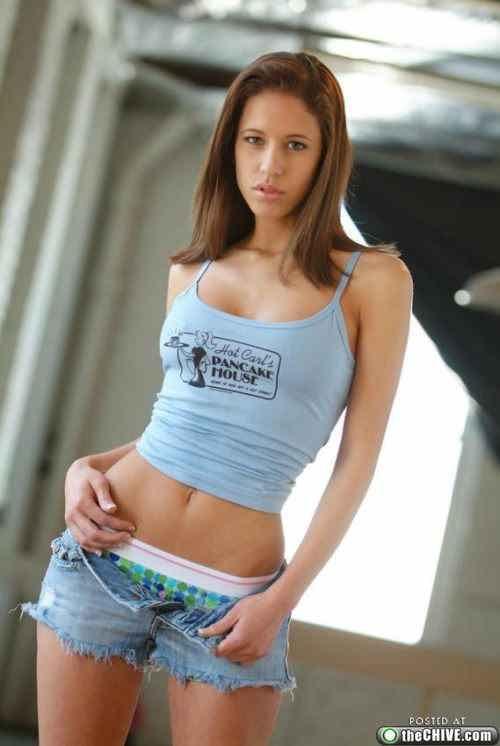 tight shirts naked girl