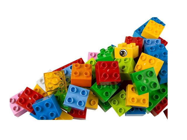 レゴ デュプロ(a)基本セット・ブロックであそぼう 4627