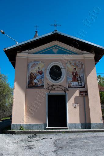 Fotografie Cappella Sant'Antonio Aradolo Borgo San Dalmazzo