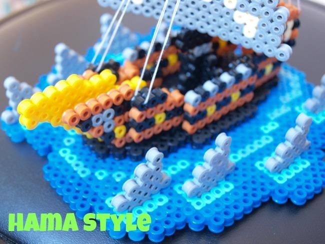 Trabajos 3D Hama Style Base_barco3D_hama2