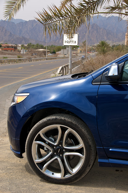 Ford Edge in Hatta