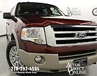 WE FINANCE 07 Eddie Bauer 4WD Sunroof DVD CD Changer Aux-In Heated/Cooled Seats