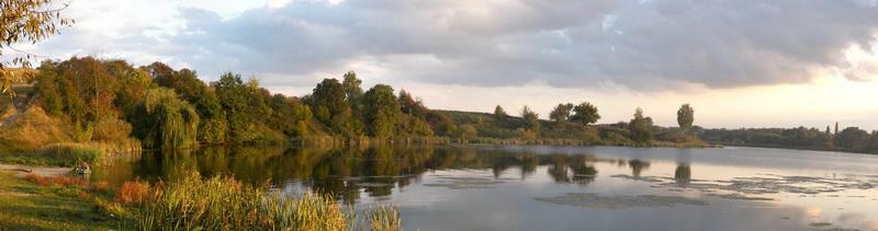 ставок Комбінат на р.Стугна