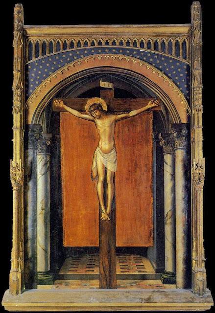 Pedro Berruguete - Christ on the Cross