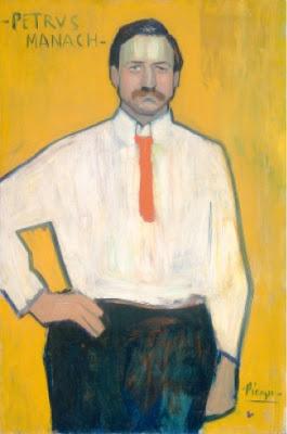 Pablo Picasso Petrus Manach