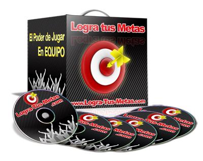 LOGRA TUS METAS, Victor Espejo