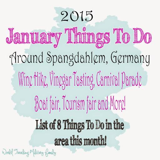 January Things To Do Around Spangdahlem