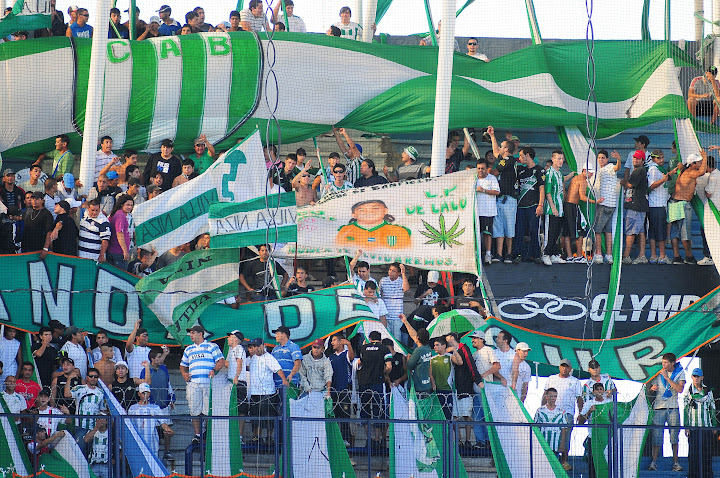 BANFIELD VS RACING
