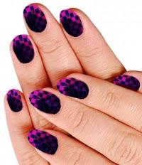 Checkered Nail Designs Landrys Lifestyles Blog
