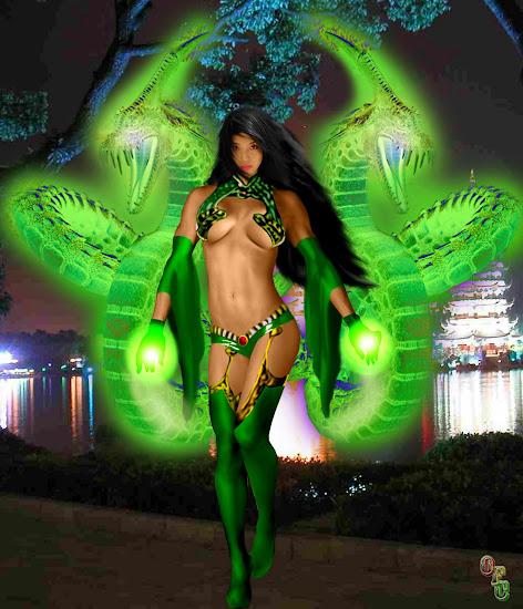Jade (Chaos! Comics)