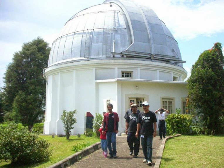 Boscha Observatorium - PHRI KBB
