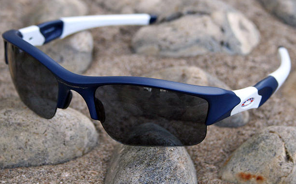 oakley blue and white sunglasses  Fashion Oakley Eyewear \u2013 Limited Edition Team GB 2012