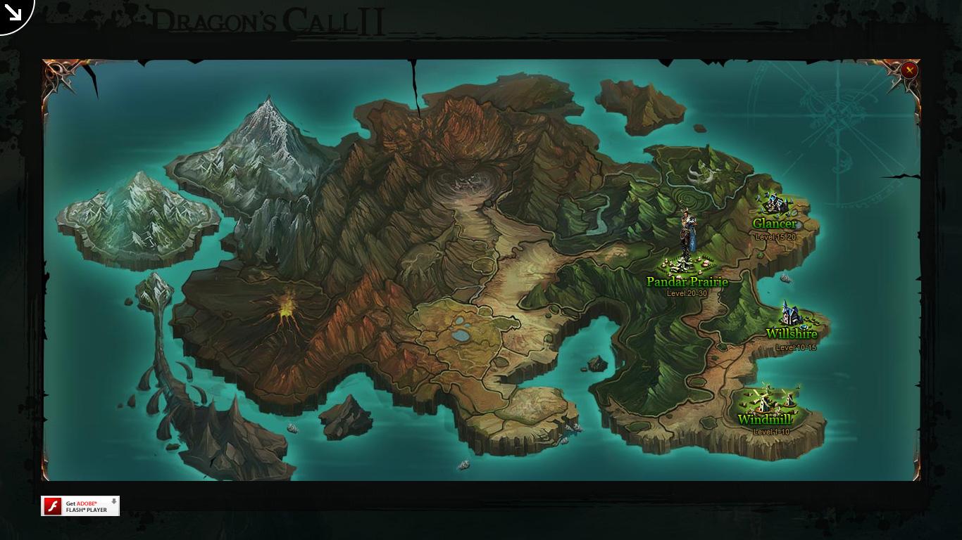 Một số hình ảnh về webgame Dragon's Call 2 - Ảnh 45
