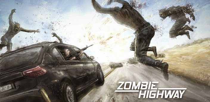 Zombie Highway (Mod Unlimited Bullet Weapons)