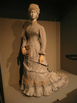 LACMA Fashioning Fashion exhibit 19th century