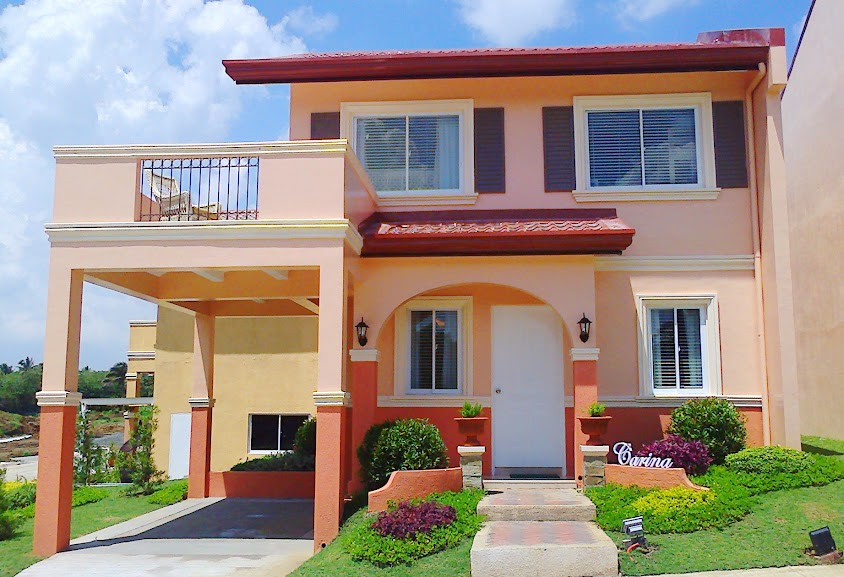 Photos of CARINA - Camella Bucandala | House and Lot for Sale Imus Cavite