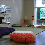 LePort Private School Irvine - Cuddle corner for infants at Montessori daycare