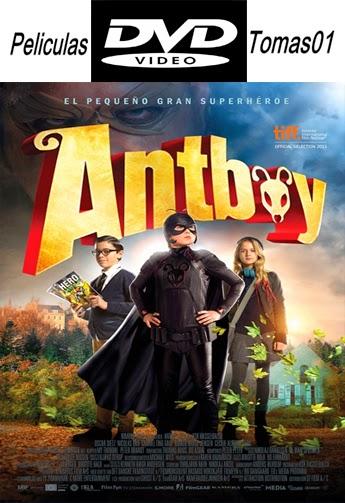 Antboy. El pequeño gran superhéroe (2013) DVDRip