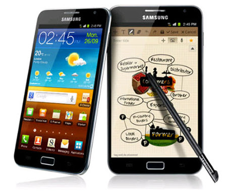 Samsung Galaxy Note Manual de utilizare in limba romana, Samsung Galaxy Note N7000