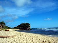 Wisata Jogja - Pantai Indrayanti Yogyakarta