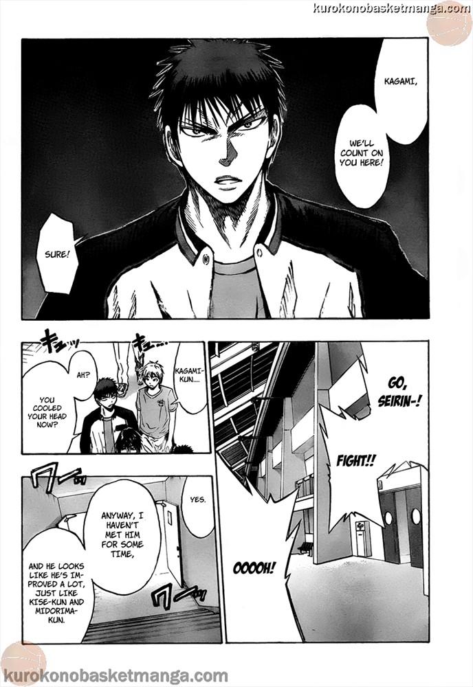 Kuroko no Basket Manga Chapter 48 - Image 16